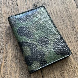 Coach Bi-fold Card Wallet